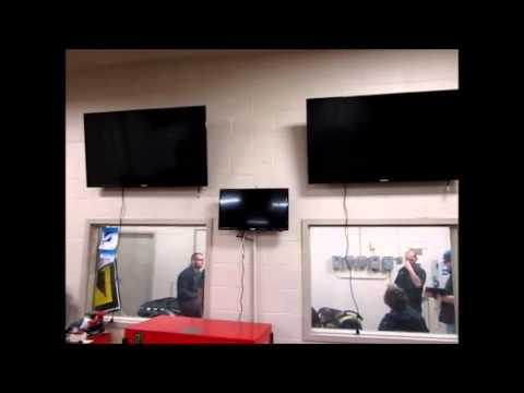 WITCC Motorcycle Powersports Technician Training Superflow Dyno Room in Progress