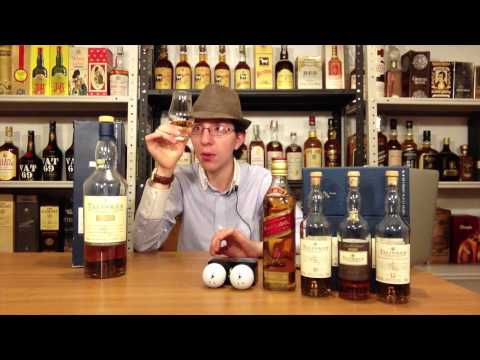 Whisky Masters 57 Johnnie Walker sello rojo (red label)