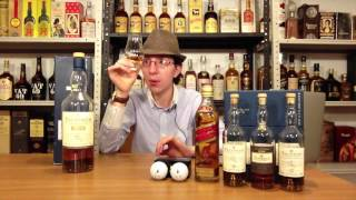 Whisky Masters 66 Johnnie Walker sello rojo (red label)