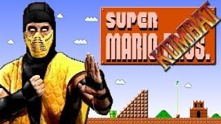 Repeat youtube video Super Mario Kombat (Super Mario Bros. / Mortal Kombat)