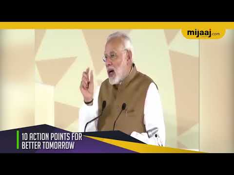 PM Modi stresses on 10 action points for ways to harness solar energy | Mijaaj News