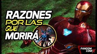 Avengers 4: 14 Razones por las que Iron-Man morirá