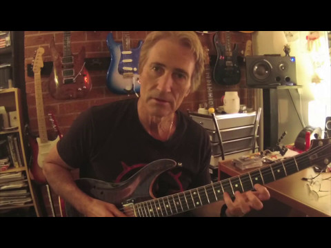 Brett Garsed's Tribute To Allan Holdsworth (HD)