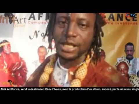 Afrik Art Dance_ Spot dédicace ( Nouveau single)
