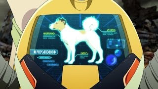 Space Dandy Episode 8 Review: The Lonely Pooch Planet, Baby