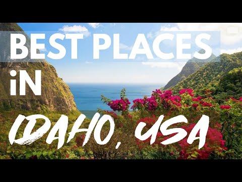 10 Best Travel Destinations in Idaho USA