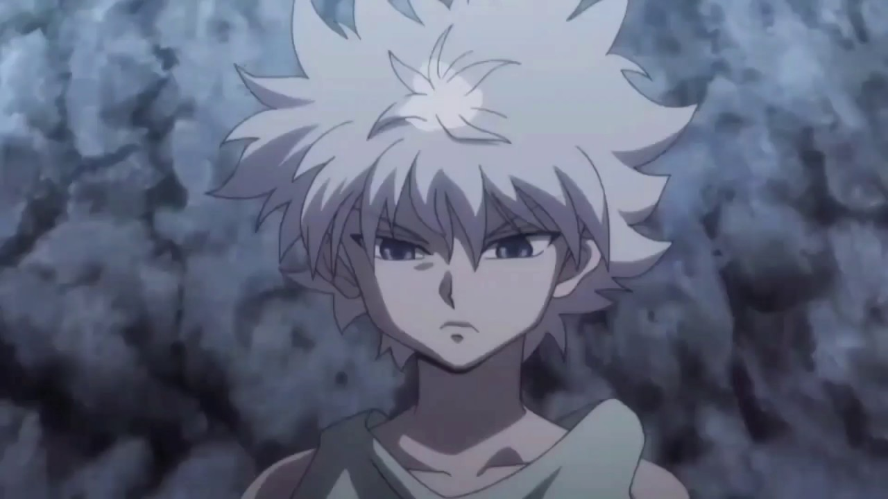 Killua godspeed - YouTube