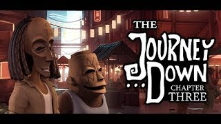 The journey down: Chapter 3 - Funny Gameplay!
