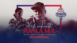 Final Nacional Panamá 2018 - Red Bull Batalla De Los Gallos