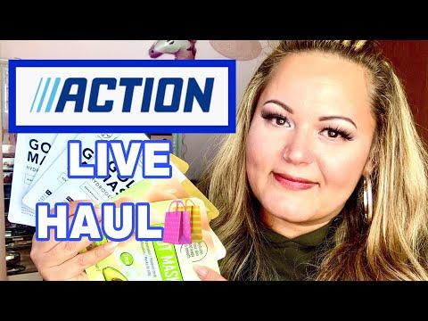 ACTION HAUL LIVE