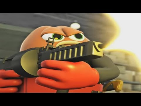 Killer Bean Is An Animated Masterpiece