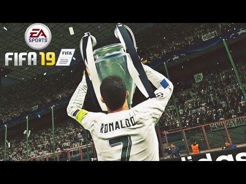 SEMI UFFICIALE ! UEFA CHAMPIONS LEAGUE in FIFA 19 !