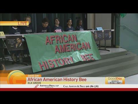 AA History Bee At RC