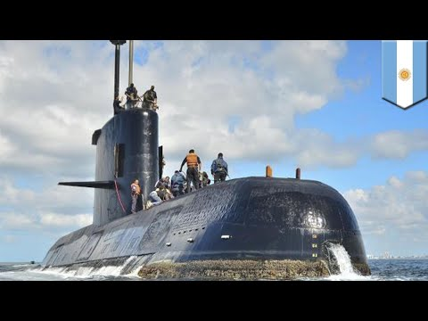 Argentine missing submarine: Search for...