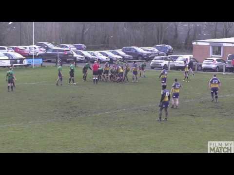 Cannock Rugby Club v Eccleshall 18 Feb