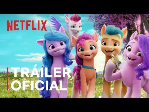 Download My Little Pony: Nueva generación | Tráiler oficial | Netflix