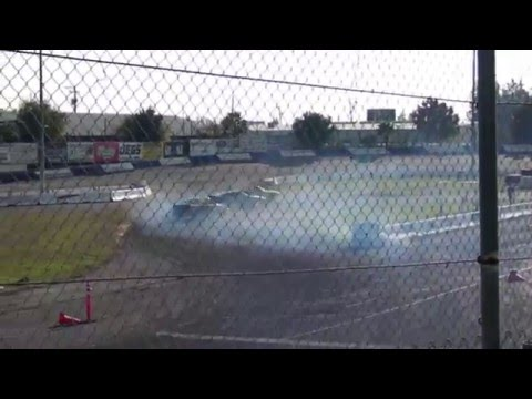3 way drift tandem Stockton 99 Speedway (Raw)