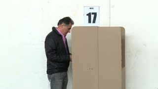 Colombie/présidentielle: Ouverture des bureaux de vote