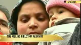The Killing Fields of Kashmir - Under indian occupation
