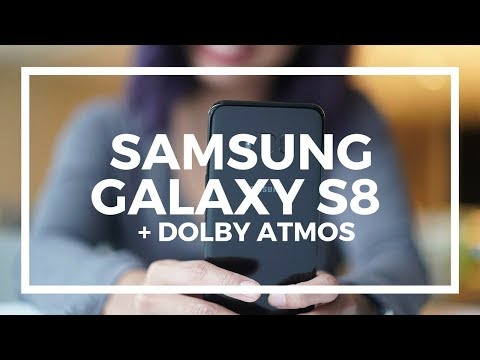 Samsung Galaxy S8 Get Dolby Atmos support with Android Oreo