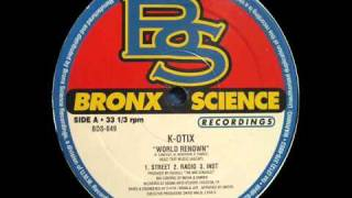 K-Otix - World Renown Instrumental