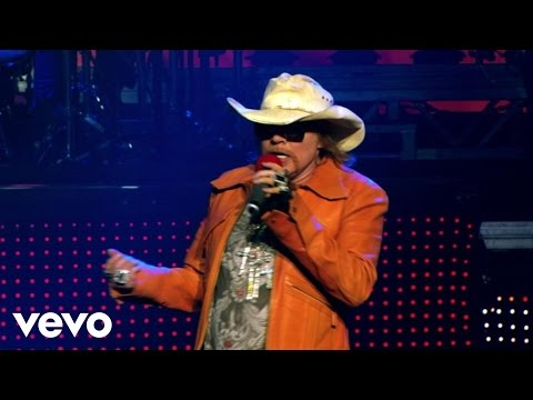 Guns N' Roses - Sweet Child O' Mine (Live)