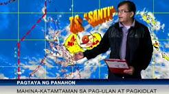 Panahon.TV | October 10, 2013, 5:00AM (FORECAST)