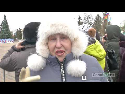 22 января в Усмани побывал президент России Владимир Путин