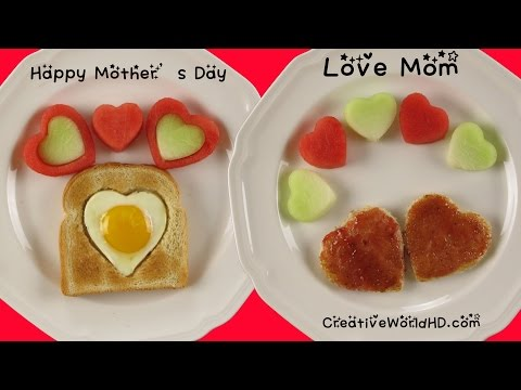 Mother's Day Breakfast Easy and Fun