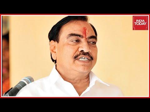 Newsroom: Maharashtra Revenue Minister Accused Of Grabbing  Govt Land