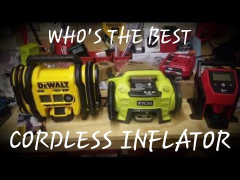 Milwaukee Vs Dewalt Ryobi Air Inflators Pros And Cons