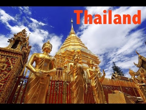 Thailand Travel Guide:  What to do in Chiang Mai // Wat Phra That Doi Suthep