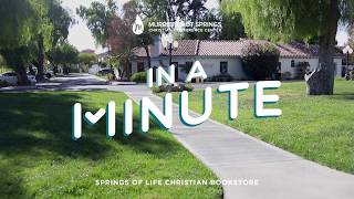 Springs of Life Christian Bookṡtore — In A Minute