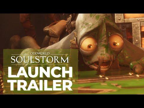 Oddworld: Soulstorm может выйти на Xbox