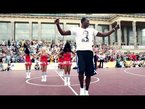 NBA 5. Dwight Howard going crazy in Moscow!!!