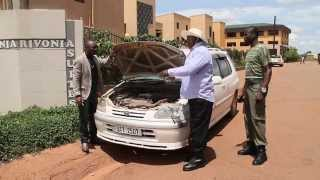 Why Museveni is a Mechanical Leader.African Comedy.