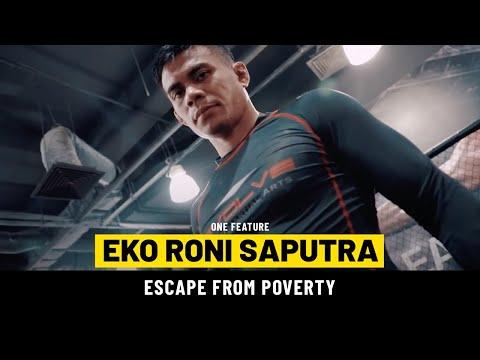 Eko Roni Saputra's Escape From Poverty | ONE Feature