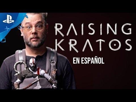 RAISING KRATOS en ESPAÑOL: El documental completo sobre GOD OF WAR