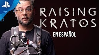 RAISING KRATOS en ESPAÑOL: El documental completo sobre GOD OF WAR