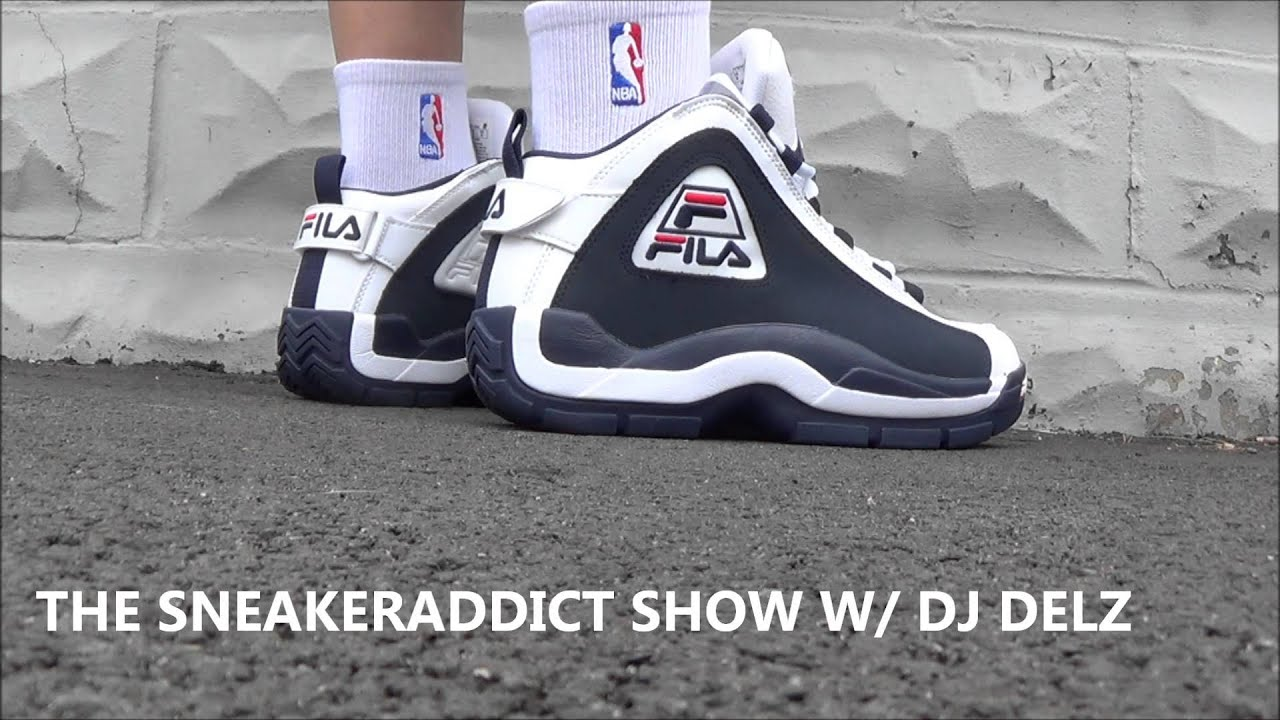 fila shoes grant hill 96 sneakers movie