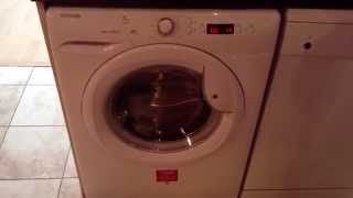 hoover vision tech washing machine review