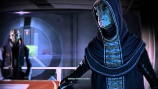 Mass Effect 3 - Meeting with Wrex