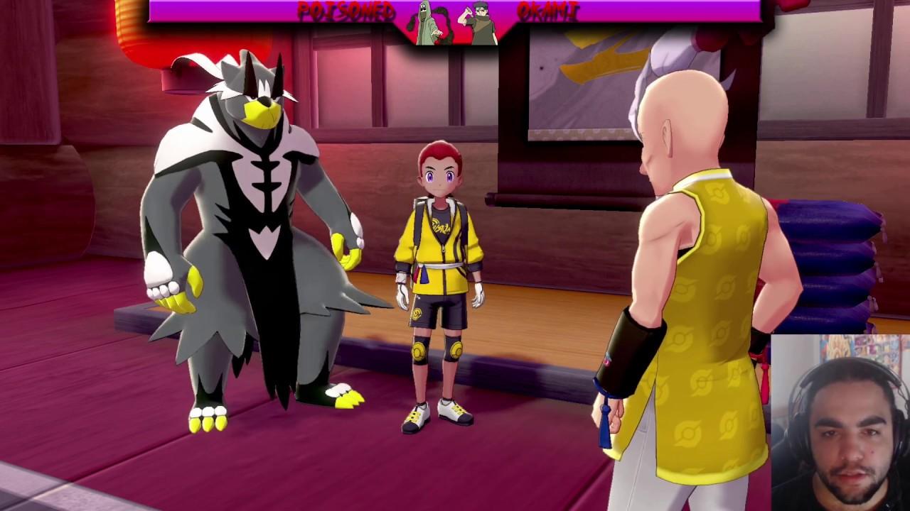 Pokemon Sword Stream! Tower of Darkness | Shiny Trades & BEAT ZERAORA RAID!