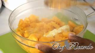 Sweet Mashed Potato