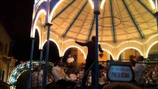 Banda di Montauro-I Pini della via Appia Ottorino Respighi-M° Marco Codamo