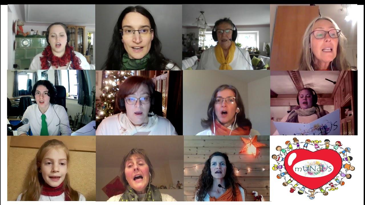 """""""Lichter der Weihnacht"""" - virtueller Chor"""