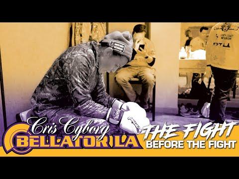 Cris Cyborg Bellator 238 The Fight Before The Fight against Julia Budd