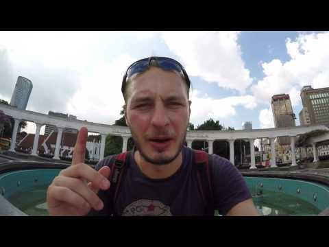 Vlog 15: Malaysia: Kuala Lumpur: KL Tower, Petronas Twin Towers, KL Bird Park