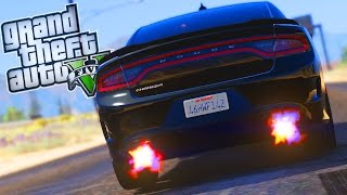 The Hellcat Charger Vs Exotics, Tuners & Hypercars! - GTA 5 Street Outlawz LS - Day 24
