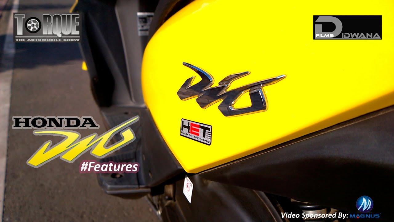 honda dio 110cc features torque the automobile show